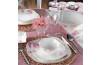 Kütahya Porselen Kare Bone 73 Parça 50112 Desen Yemek Takımı