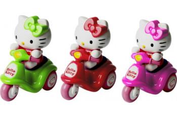 Necotoys Hello Kitty Mini Scooter