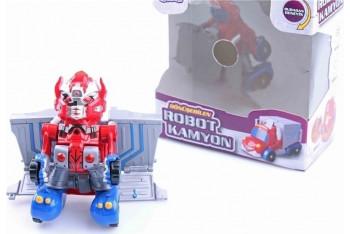 Vardem Mini Robot Kamyon