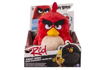 Angry Birds Red Sesli Peluş Yeni 2016