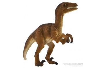 Animal Planet Velociraptor Ayakta Model Figür
