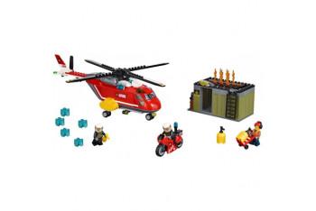 LEGO City 60108 Yangına Müdahale Birimi