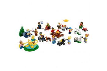 LEGO City 60134 Parkta Eğlence - Şehirli İnsanlar Paketi