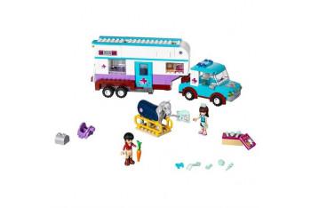 LEGO Friends 41125 At Veterineri Römorku