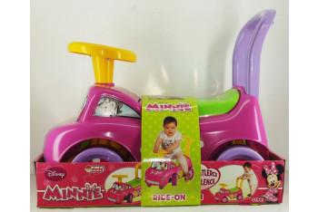 Dede Minnie Mouse İlk Arabam