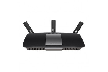 Linksys XAC1900-EK 600Mbps-1300Mbps 4 Port Dual-Bant Kablosuz AC ADSL2Modem