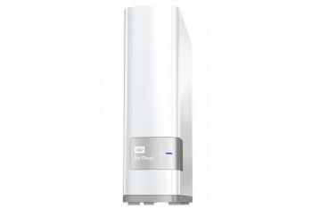 WD My Cloud 4 TB GigE USB 30 Kişisel Network Depolama NAS WDBCTL0040HWT