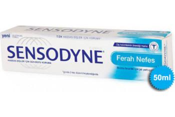 Sensodyne Dis Macunu Ferah Nefes 50 ml