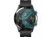Microcase Huawei Watch GT2 46 mm Nano Esnek Ekran Koruma Filmi - Şeffaf