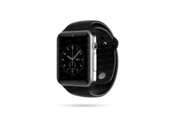 Dark SW10S Smart Design Android ve IOS Uyumlu Akıllı Saat Gümüş DK-AC-SW10S
