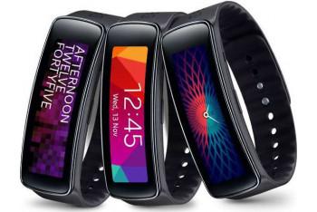 Samsung Galaxy Gear Fit R3500