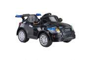 BabyHope Audi Akülü Araba 436 - Siyah