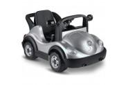 BabyHope W431R Kumandalı Metalik Akülü Araba - Gümüş