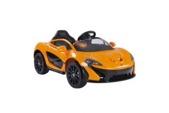 Mclaren P1 Akülü Araba - Orange 12V 7 Ah