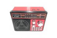 Everton Vt-3083 Radyo Kırmızı