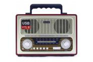 Fuma Kemai 1800Bt Bluetooth Usb Sd Fm Nostaljik Görünümlü Radyo