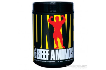 Universal Nutrition Beef Amino 400 Tablet