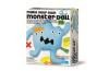 4M Monster Bebek Tasarımı