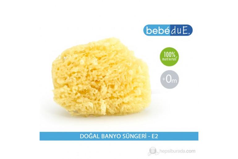 Bebedue Doğal Banyo Süngeri