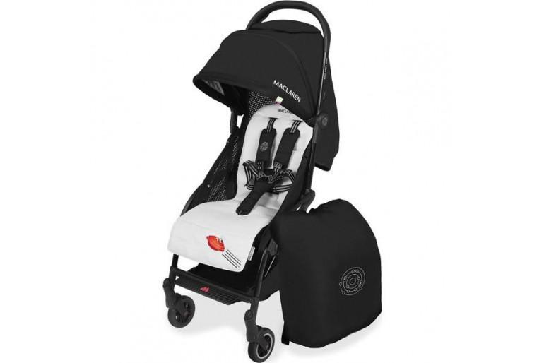 Maclaren Atom Style Set Bebek Arabası - Siyah