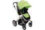 Gubi Twist Travel Sistem Bebek Arabası Yeşil