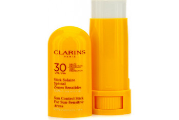 Clarins Sun Control Stick Sensitive Areas Spf30
