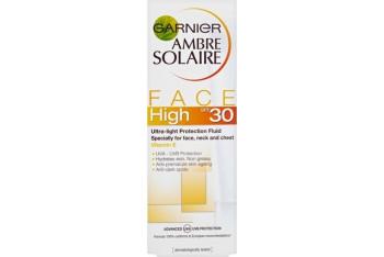 Garnier Ambre Solaire Yüz Kremi Spf30 50 ml