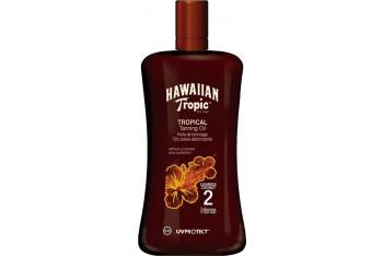 Hawaiian Tropic Yağ Spf2 200 ml