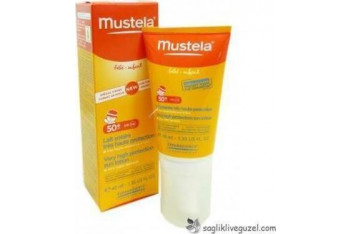 Mustela Protective Spf50 40 ml