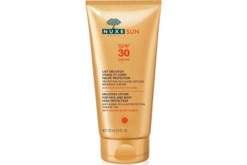 Nuxe Sun Lait Delicieux Protection Spf30 150 ml