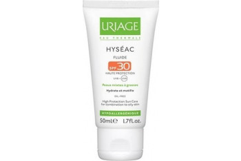 Uriage Hyseac Fluide Spf30 50 ml