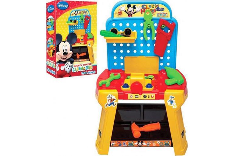 Dede Mickey Mouse Tamir Tezgah