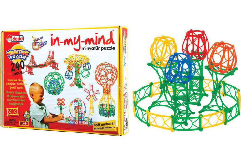 Dede Minyatür Puzzle 240
