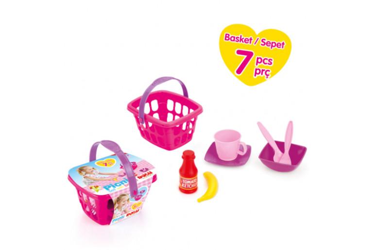 Dolu Küçük Piknik Set