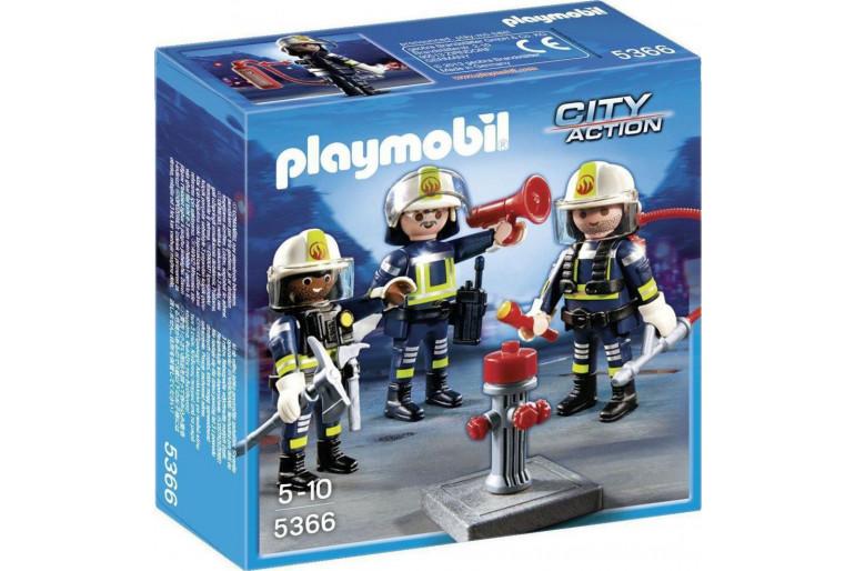 Playmobil 5366 City Action İtfaiye Kurtarma Ekibi