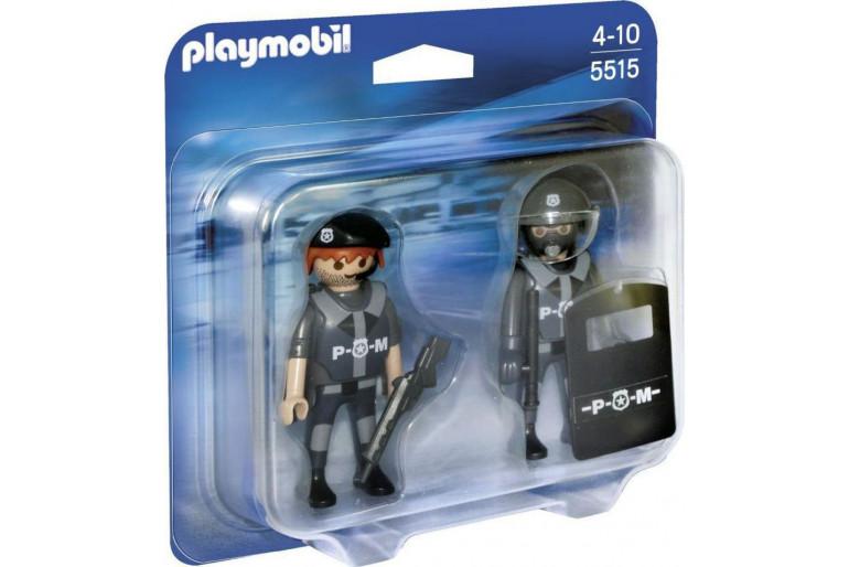 Playmobil 5515 City Action İkili Polis Ekibi