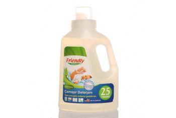 Friendly Çamaşır Makinesi Deterjanı 25 Yıkama Koku