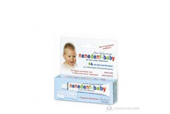 Nenedent Baby Bebek Diş Macunu Fırçası 6 Ay - 2 Yaş