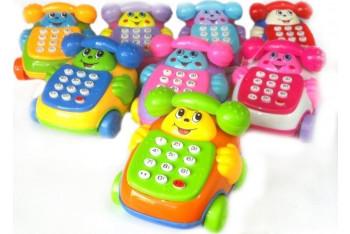 Birlik Oyuncak Müzikli Telefon