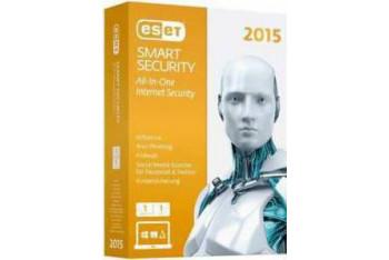 ESET NOD32 Smart Security V8 10 Kullanıcı 1 Yıl