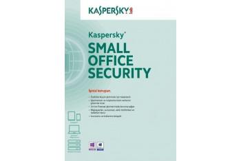 Kaspersky Small Off 1S10K 1Yıl