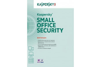 Kaspersky Small Off 2S15K 3 Yıl