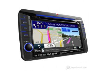 Kenwood Dnx-531 VolkswagenSeatSkoda Direk Uyumlu Navigasyonlu Görüntü Sistemi