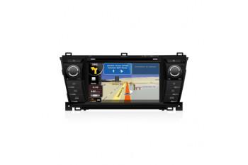 Navitech ZX-224R Toyota Corolla Araç Navigasyon ve Multimedya Sistemi