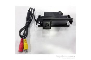 Hyundai Ix35 Araç Geri Görüş Kamerası Plakalık Tipi