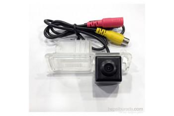 Mercedes Vito Araç Geri Görüş Kamerası Plakalık Tipi