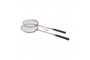 Busso Bs1000 Badminton Raket Fileli