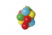 Norfolk Oyun Havuzu Topları 6 cm 10'lu - Şişme Havuz Topu