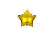 Altın Yıldız Folyo Balon 40cm