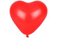 Kırmızı Kalp Balon